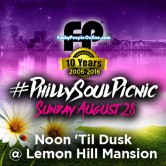 Philly SOUL PICNIC a Summer Gratitude Finale